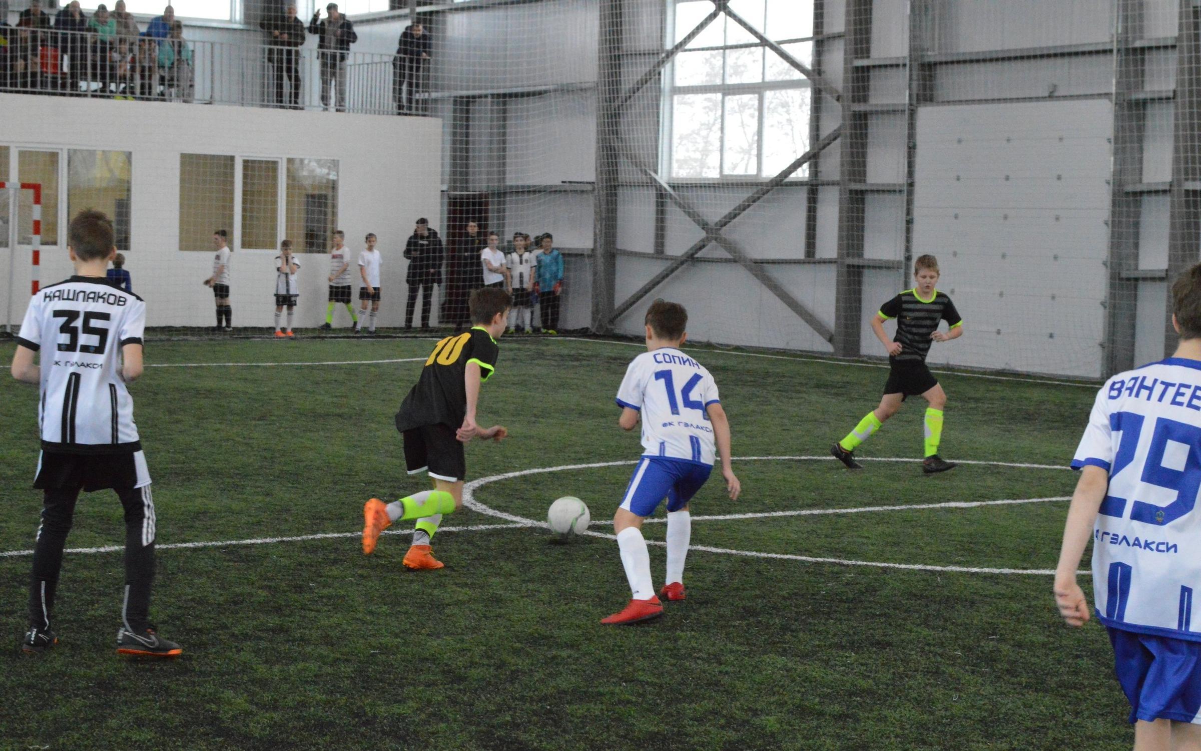 фотография Футбольная школа Гэлакси на улице Серёгина
