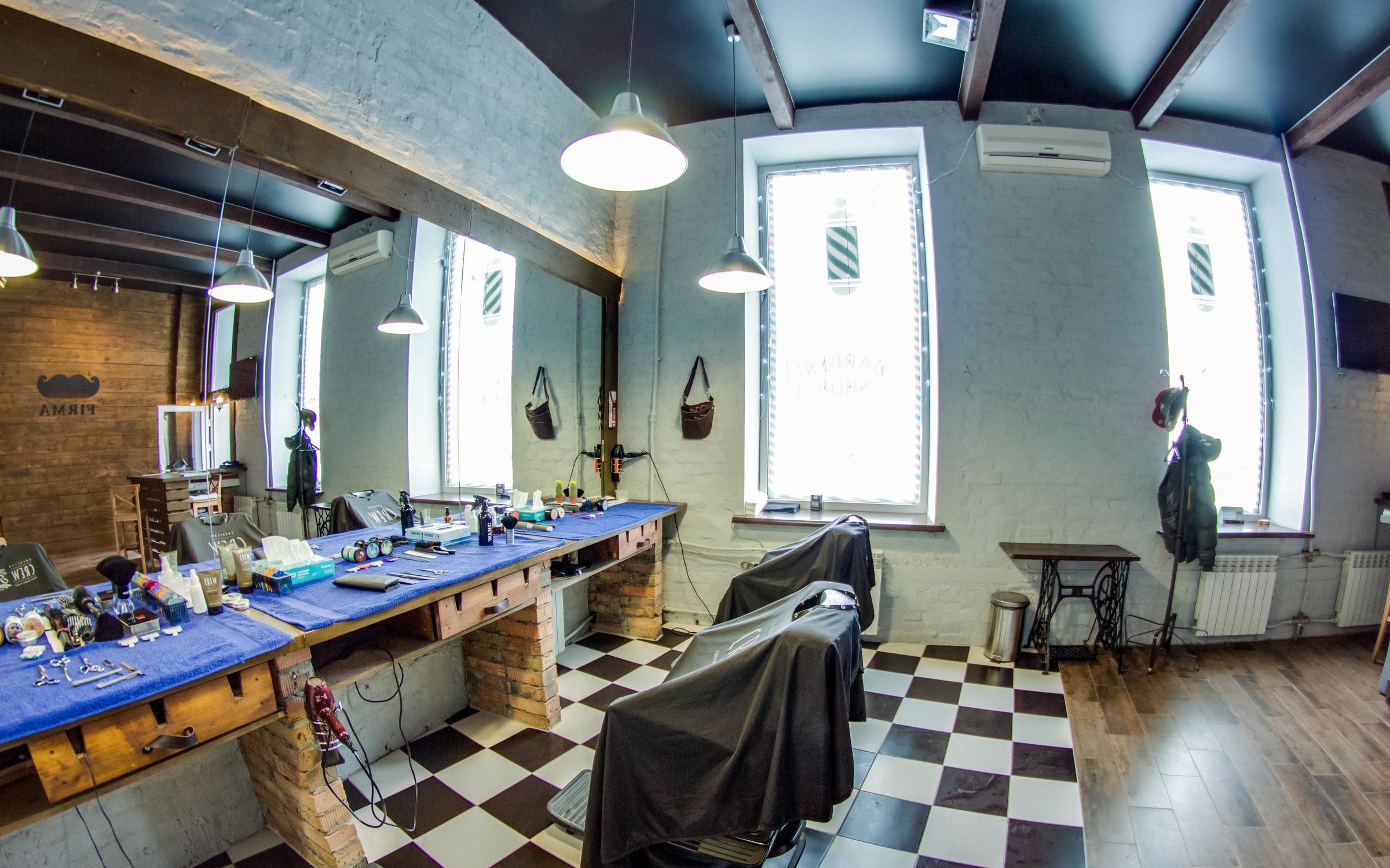 фотография Мужской парикмахерской FIRMA на Чапаевской улице