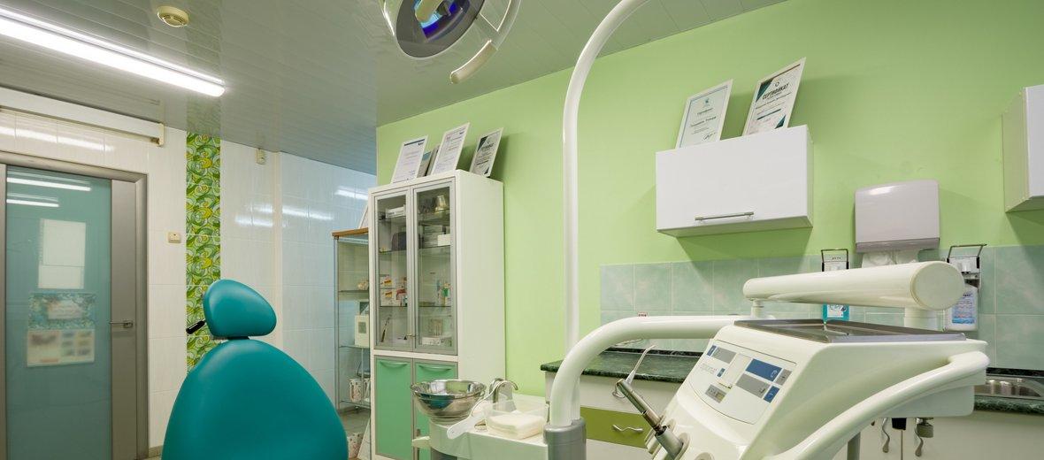 Фотогалерея - Стоматологический кабинет Стоматология-гарант на Московском шоссе
