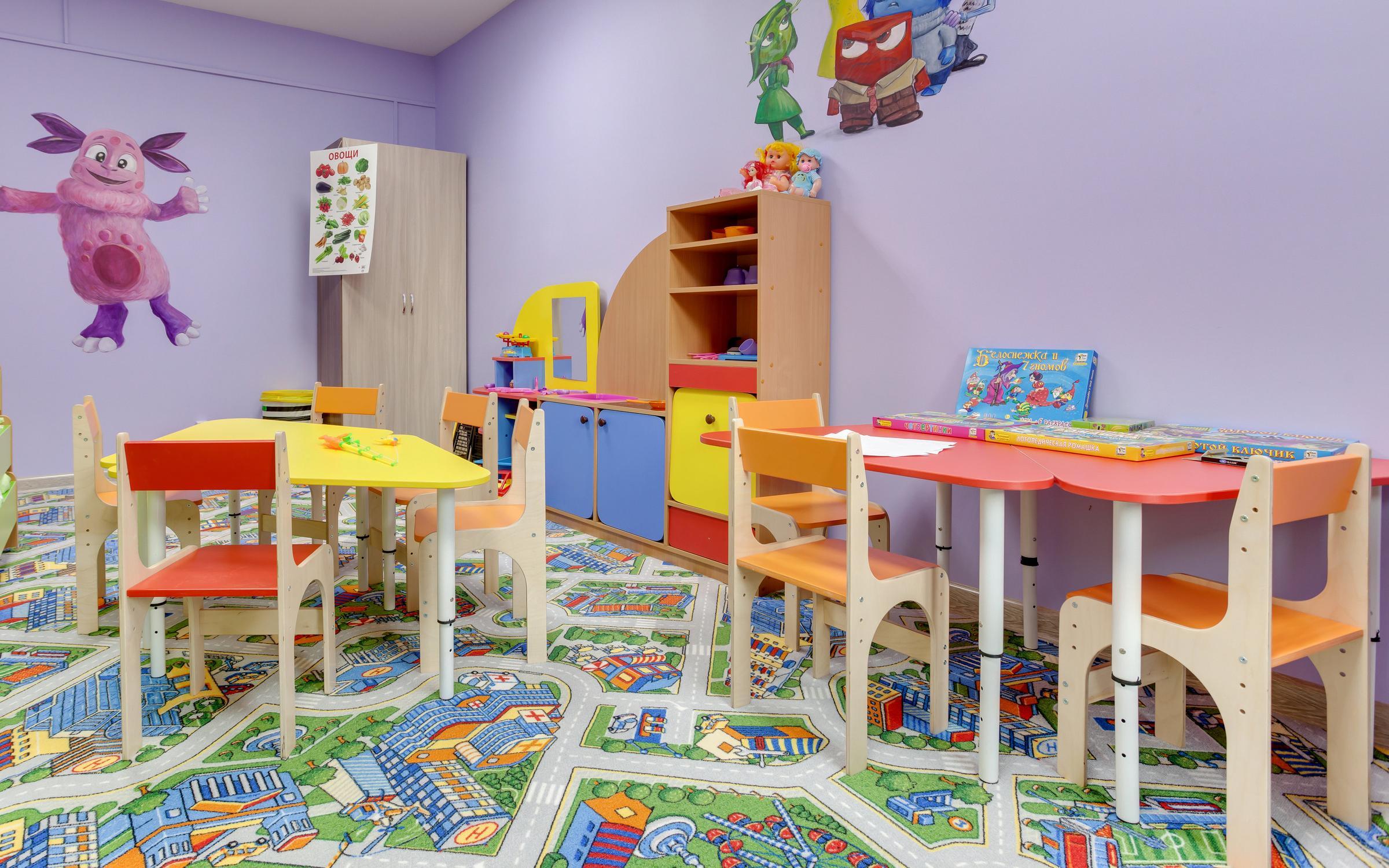 фотография Частного детского сада Росинка на бульваре Зелёные Аллеи 9
