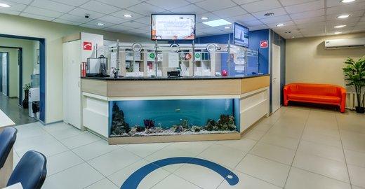 фотография Медицинского центра Гиппократ 21 век на 13-й Линии, 8