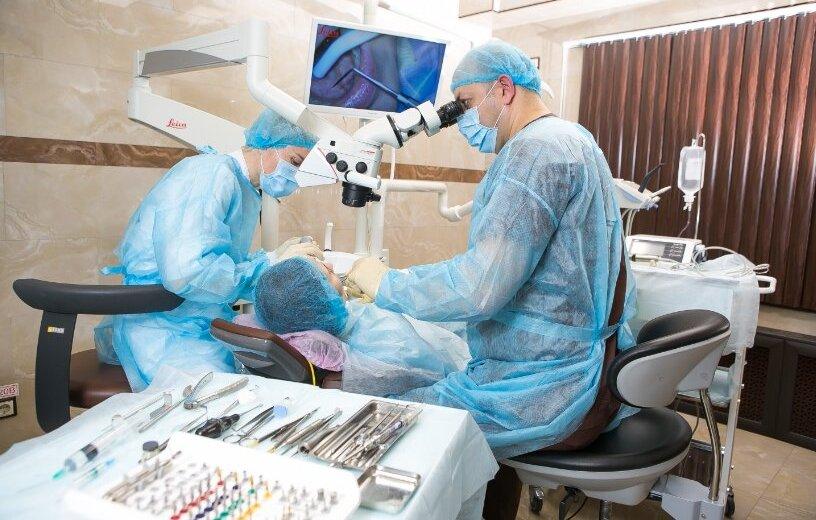 Фотогалерея - Стоматологическая клиника Сервантес в Марфино