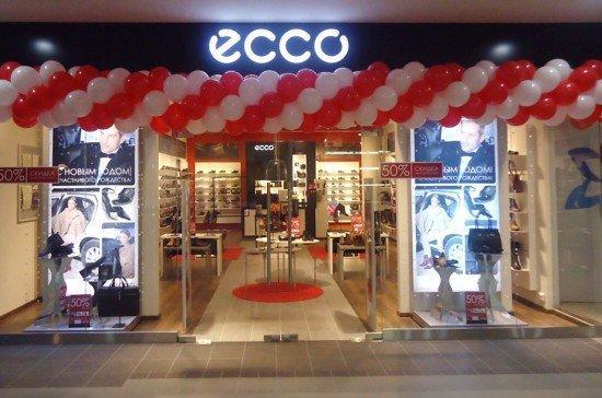 фотография Магазина обуви Ecco в ТЦ Академ-Парк