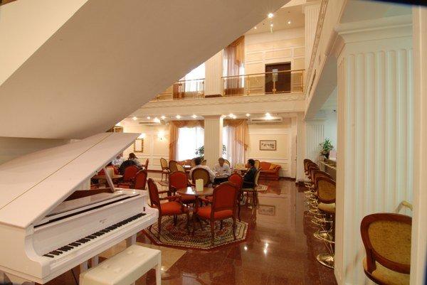 фотография Лобби-бара Барклай в бизнес-отеле Бородино