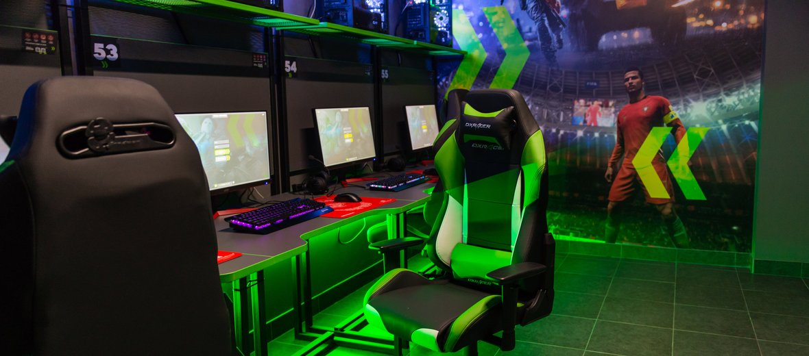 Фотогалерея - Компьютерный клуб True Gamers на Вешняковской улице