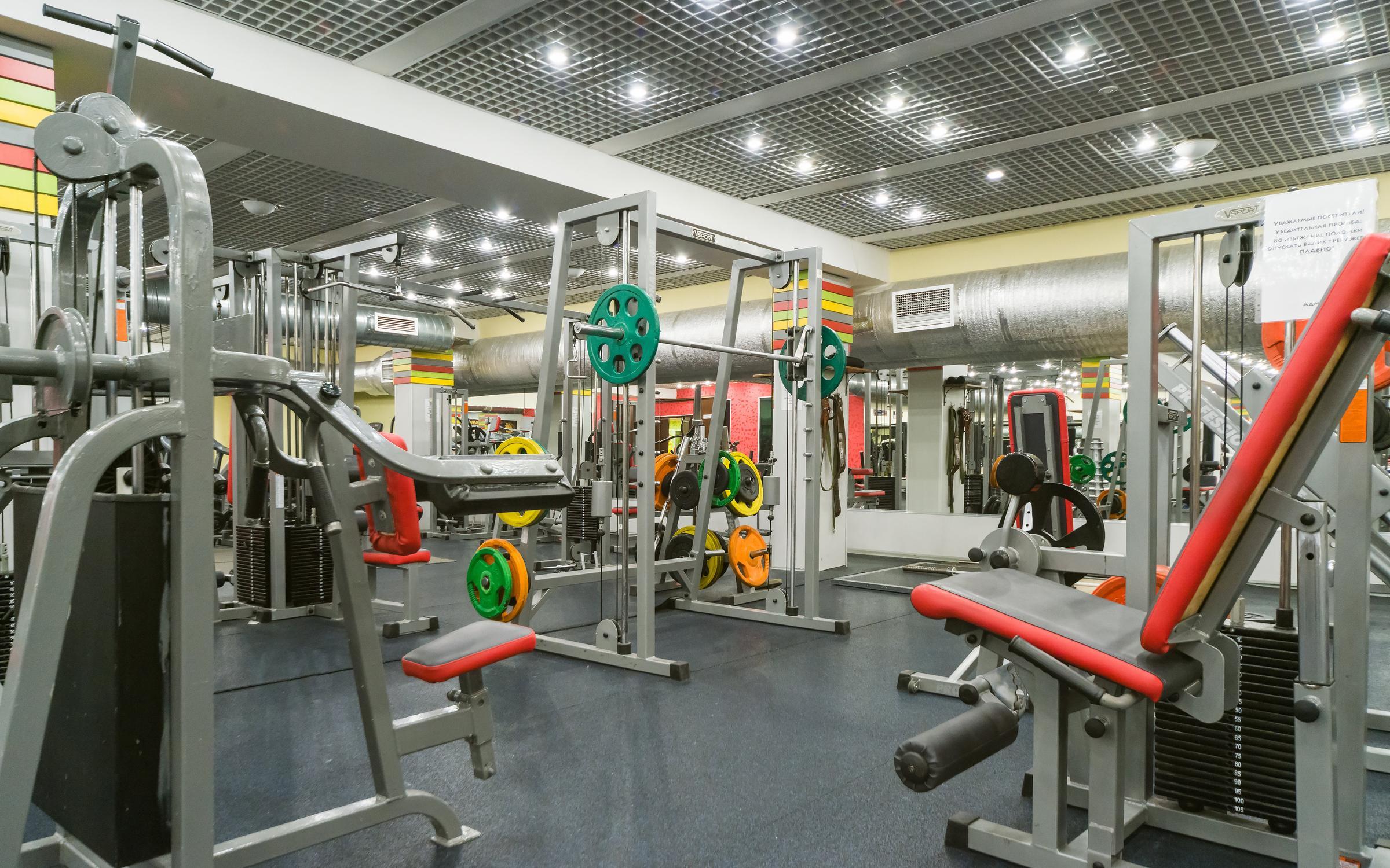 Дешевый фитнес клуб москва отрадное