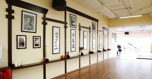 фотография Школы боевых искусств Гранд Фитнесс Холл
