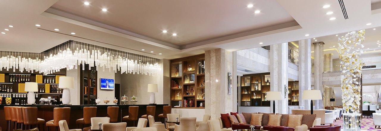 фотография Lobby bar GostinaYa в отеле  Марриотт