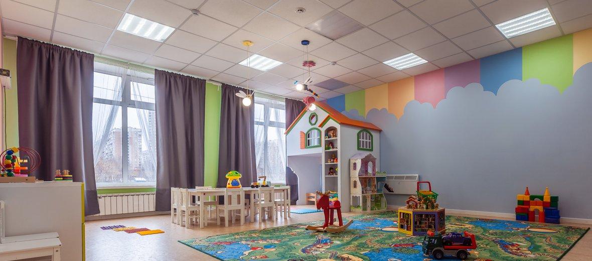 Фотогалерея - Частный детский сад Любопытный Апельсин на Ратной улице