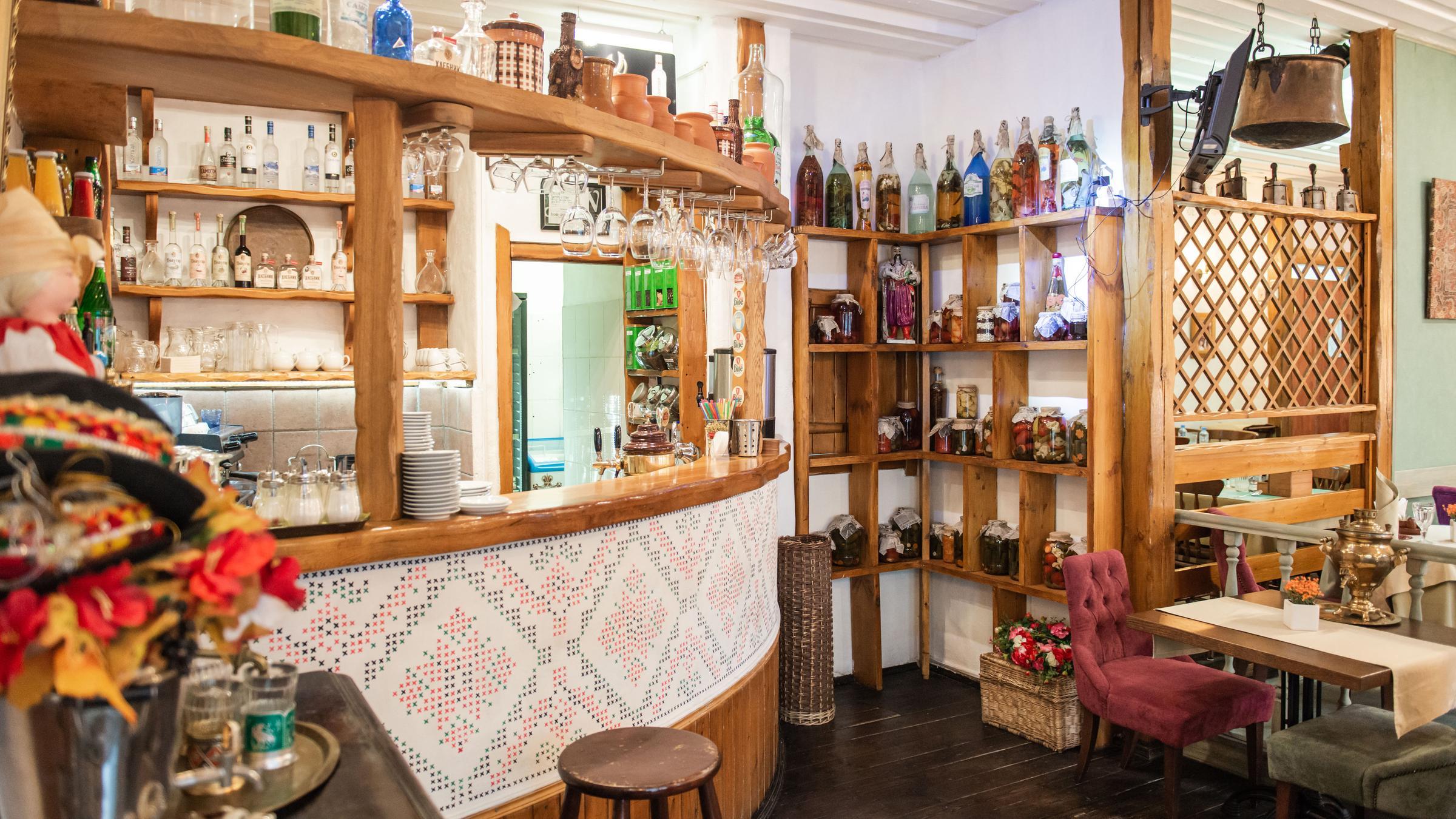 фотография Ресторана Тёщин борщ на улице Бочкова