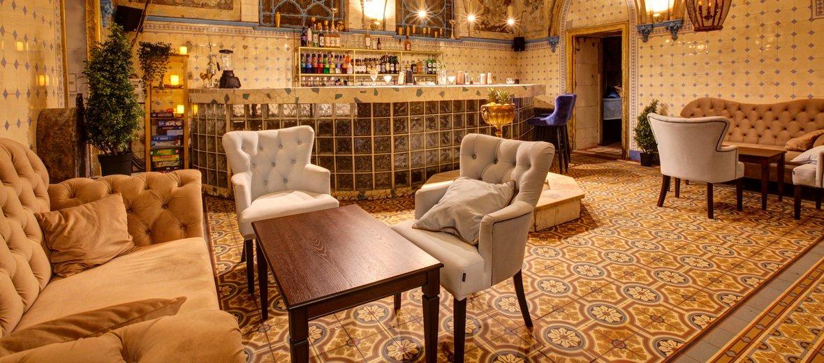 Фотогалерея - Кальян-бар Terma lounge в Театральном проезде