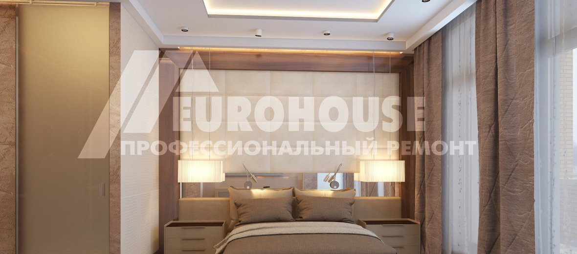 Фотогалерея - Компания по ремонту и отделке помещений ЕвроХаус