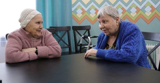 Центр для пожилых людей союз цены как пожилого человека определяют в дом престарелых