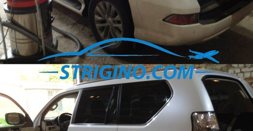 фотография Парковочный комплекс STRIGINO.COM