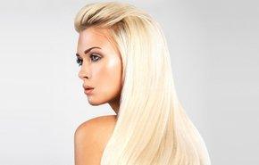 фотография Ламинирование средних волос