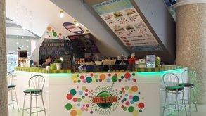 Коктейль-кафе Bubble Boom