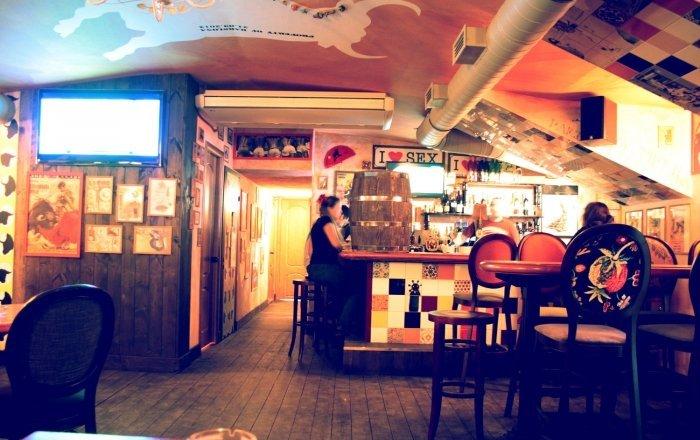 фотография Бара-ресторана Барслона на улице Рубинштейна