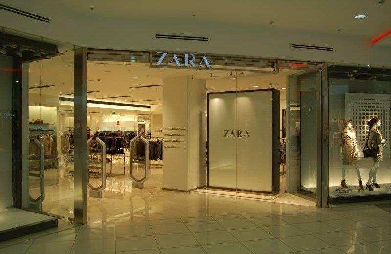 магазин одежды зара в москве известна возможная
