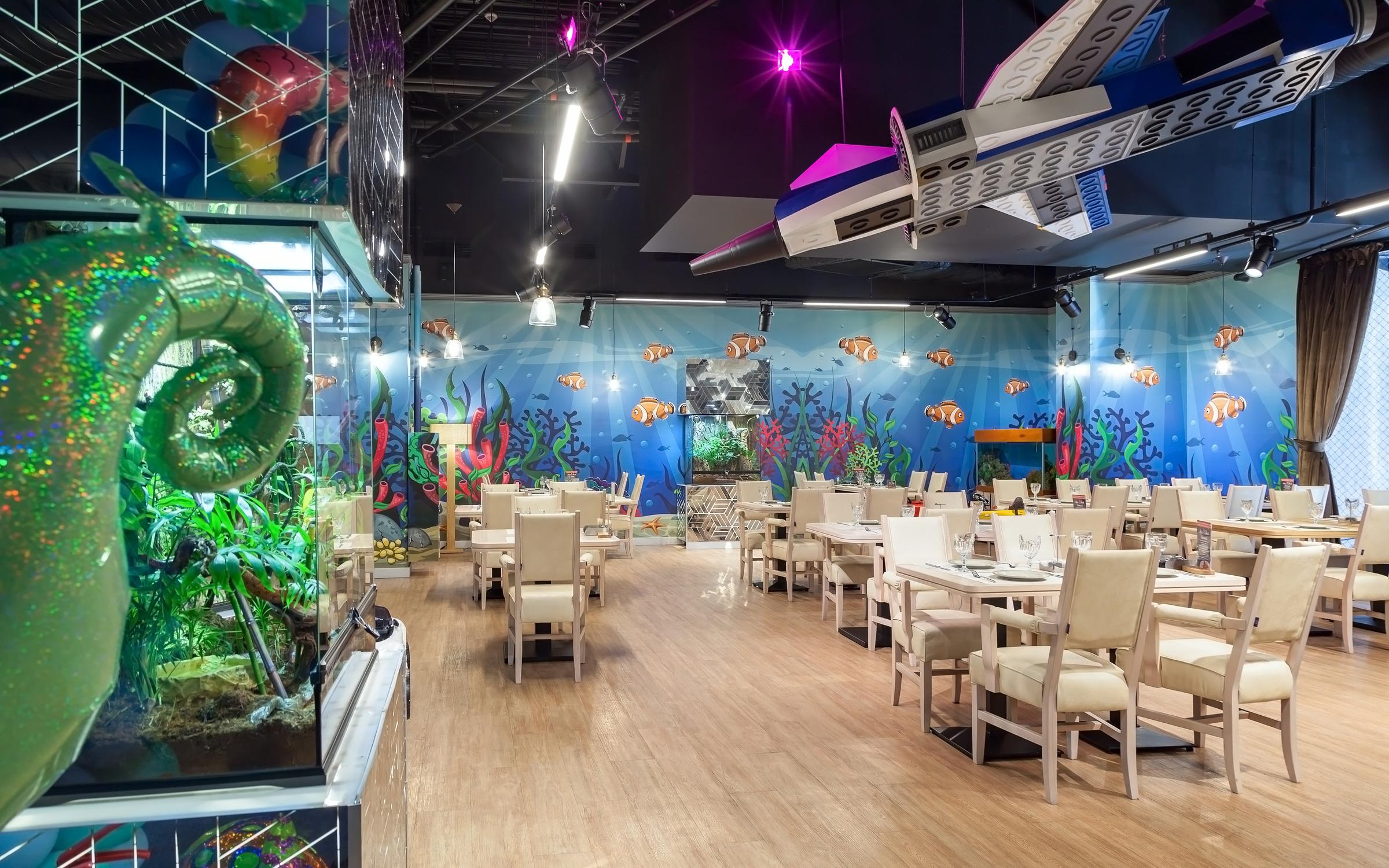 фотография Ресторана Мясо & Рыба на Автозаводской улице