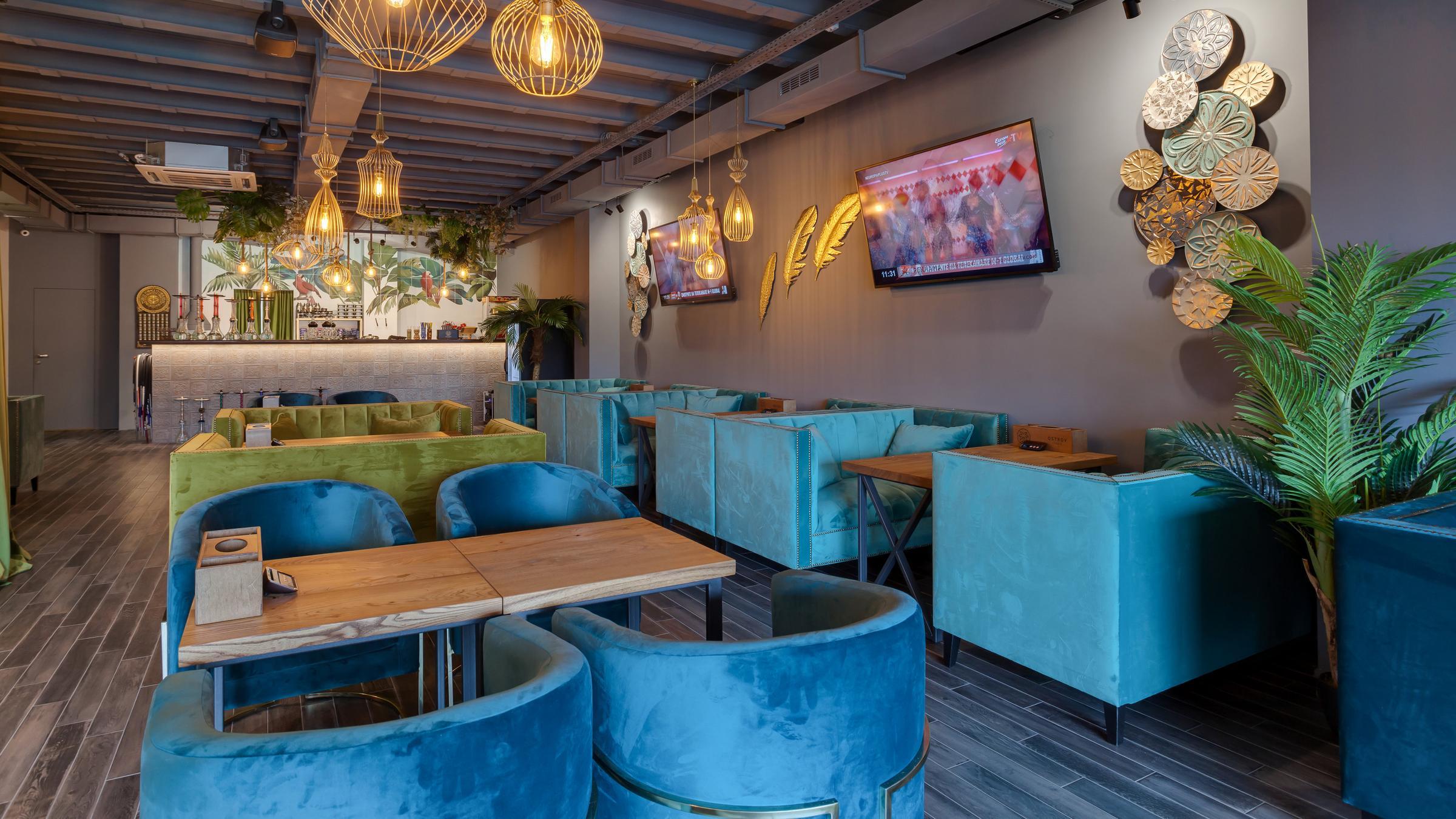 фотография Кальянной Остров Lounge на Озёрной улице