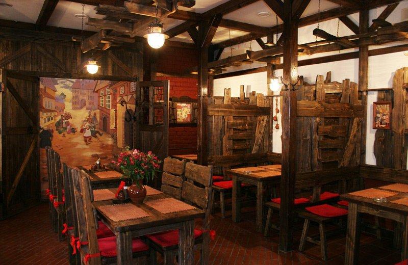 Фотогалерея - Ресторан Beerhouse на Астрономической улице