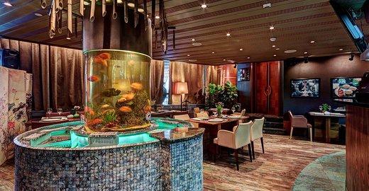 фотография Паназиатского ресторана BAMBOO.BAR в Москва-Сити