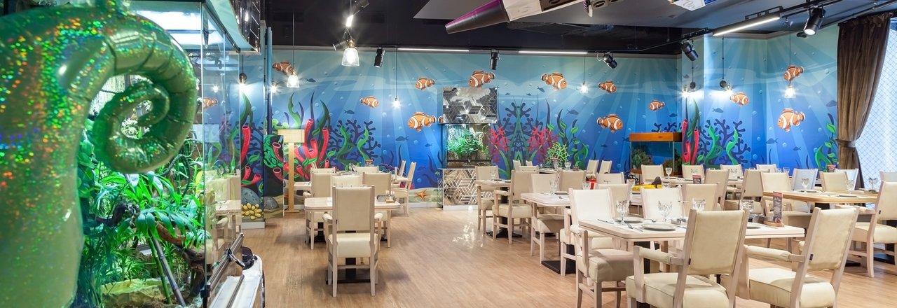 фотография Ресторана Мясо & Рыба в ТРЦ Ривьера