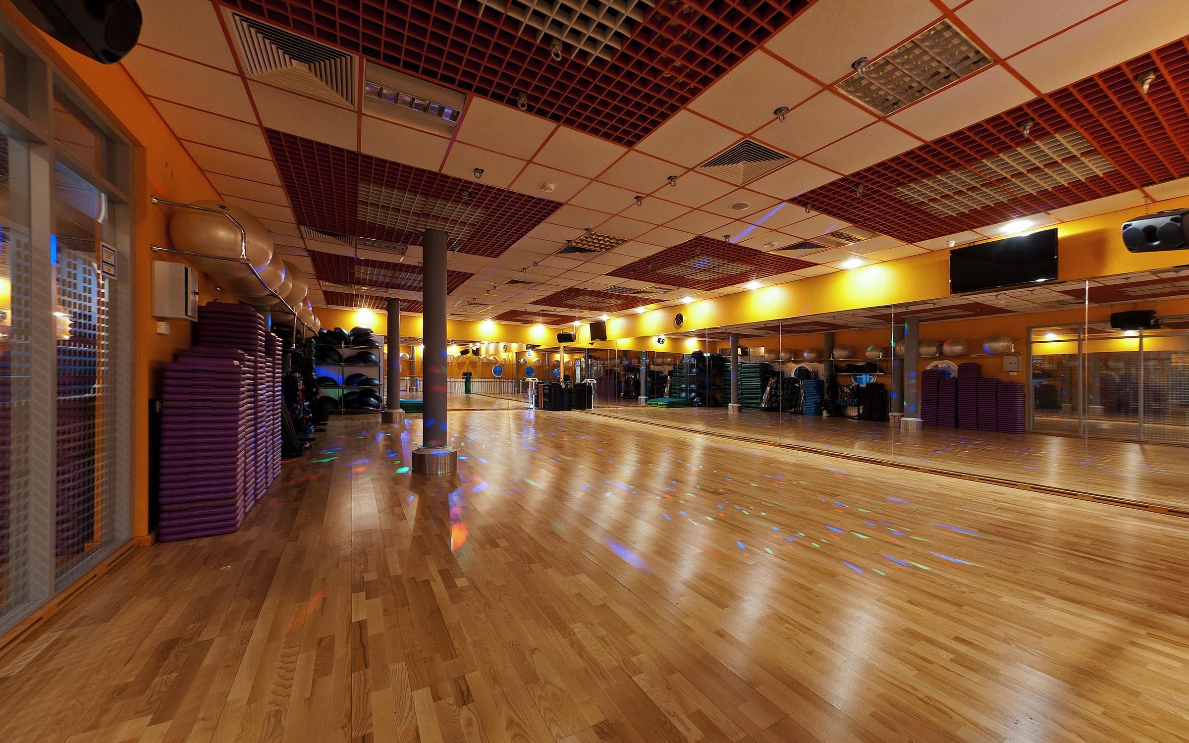 фотография Спортивно-оздоровительного комплекса Janinn Fitness в Строгино