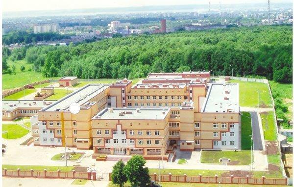 Фотогалерея - Республиканская клиническая инфекционная больница на проспекте Победы