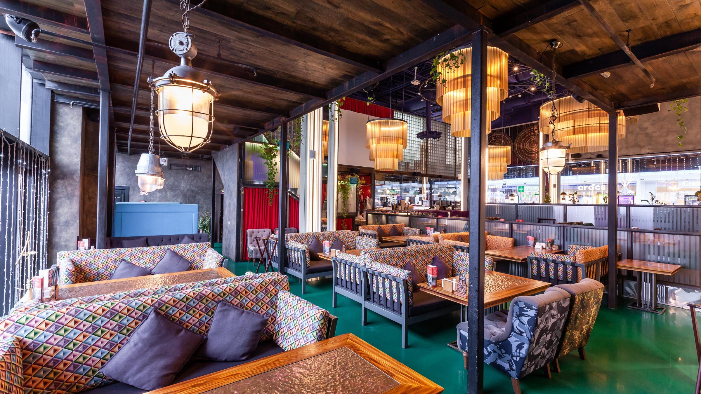 фотография Ресторана Урюк в ТЦ Ривьера