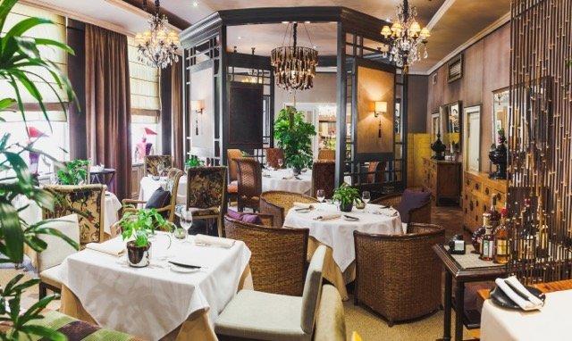 Фотогалерея - Ресторан China Club