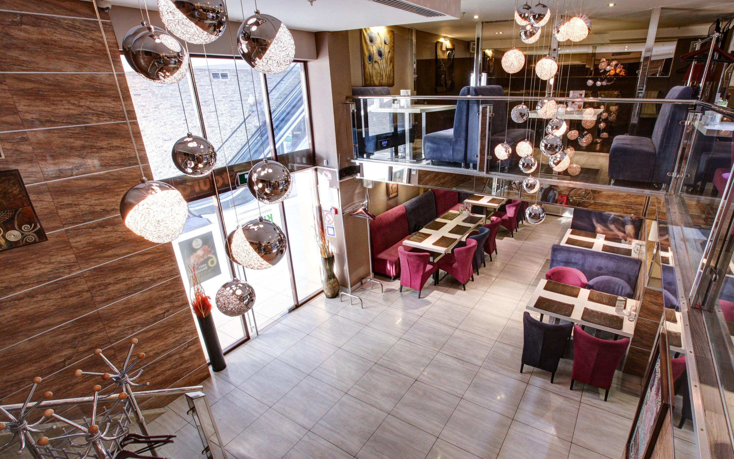 фотография Ресторана корейской кухни КИМЧИ в ТЦ Ямская-Центр