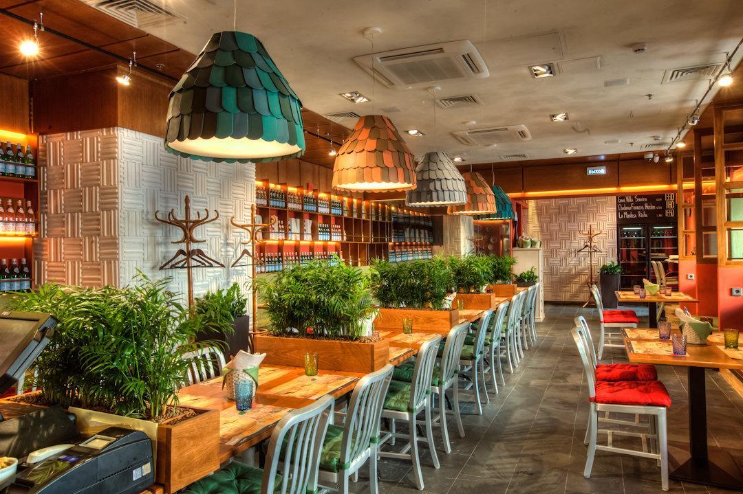 фотография Ресторана Italy Bottega на Большой Морской улице