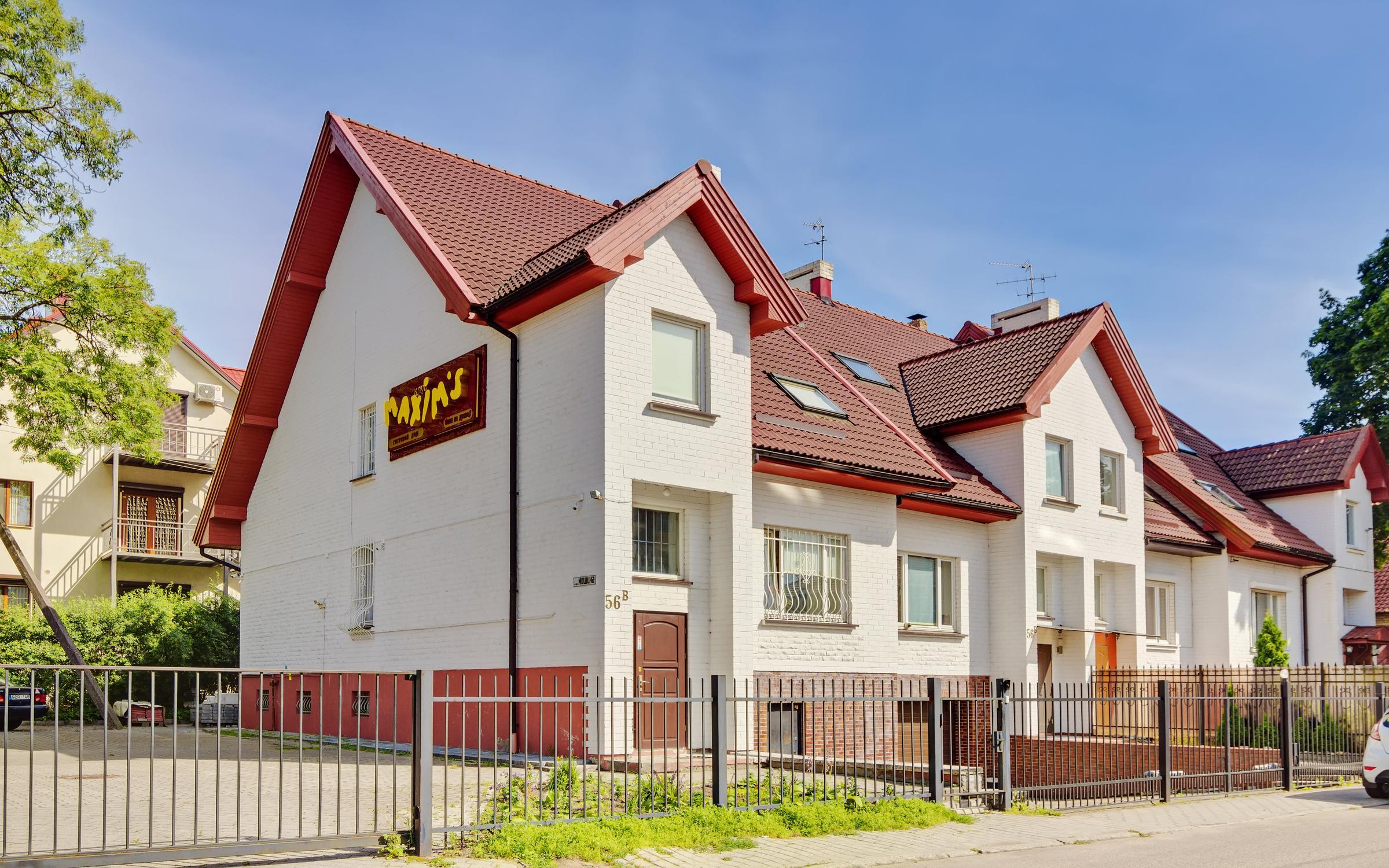 фотография Гостевого дома Maxim's на улице Сержанта Мишина 56В