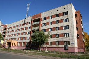 фотография Детской городской поликлиники №8 на улице Куйбышева