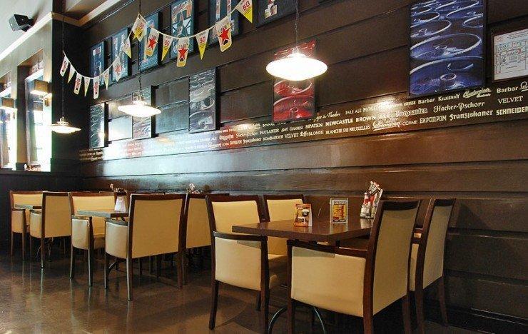 фотография Ресторана Биродром на Мичуринском проспекте