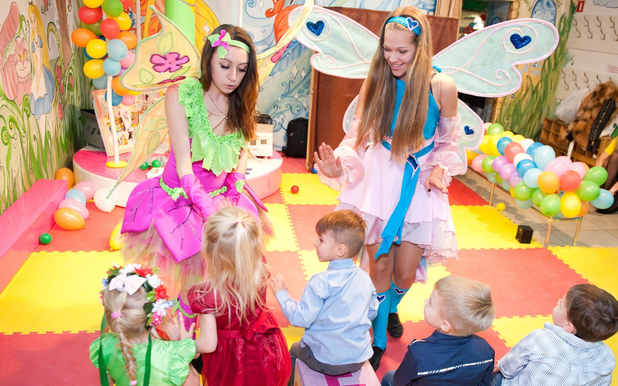 фотография Детский развлекательный центр Няня Парк в ТЦ Променада Парк