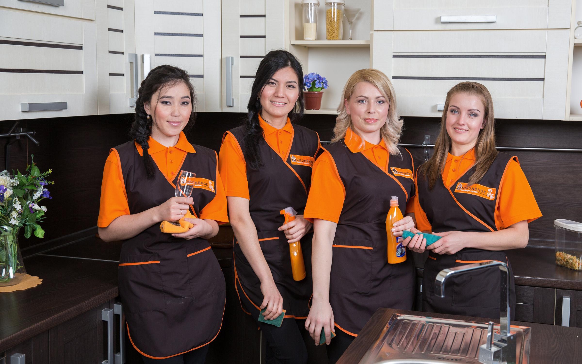 фотография Клининговой компании Домовёнок в Алексеевском районе