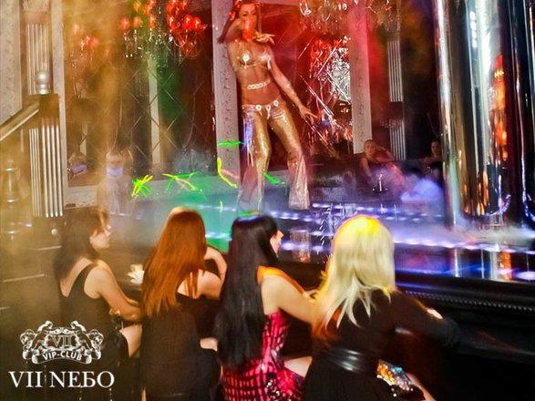 Ночной клуб небо донецк ночной клуб американка екатеринбург