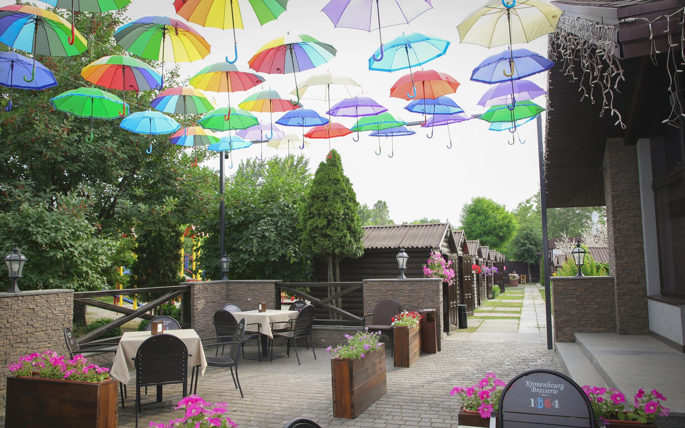 фотография Грузинского ресторана Patio на улице Оноре де Бальзака