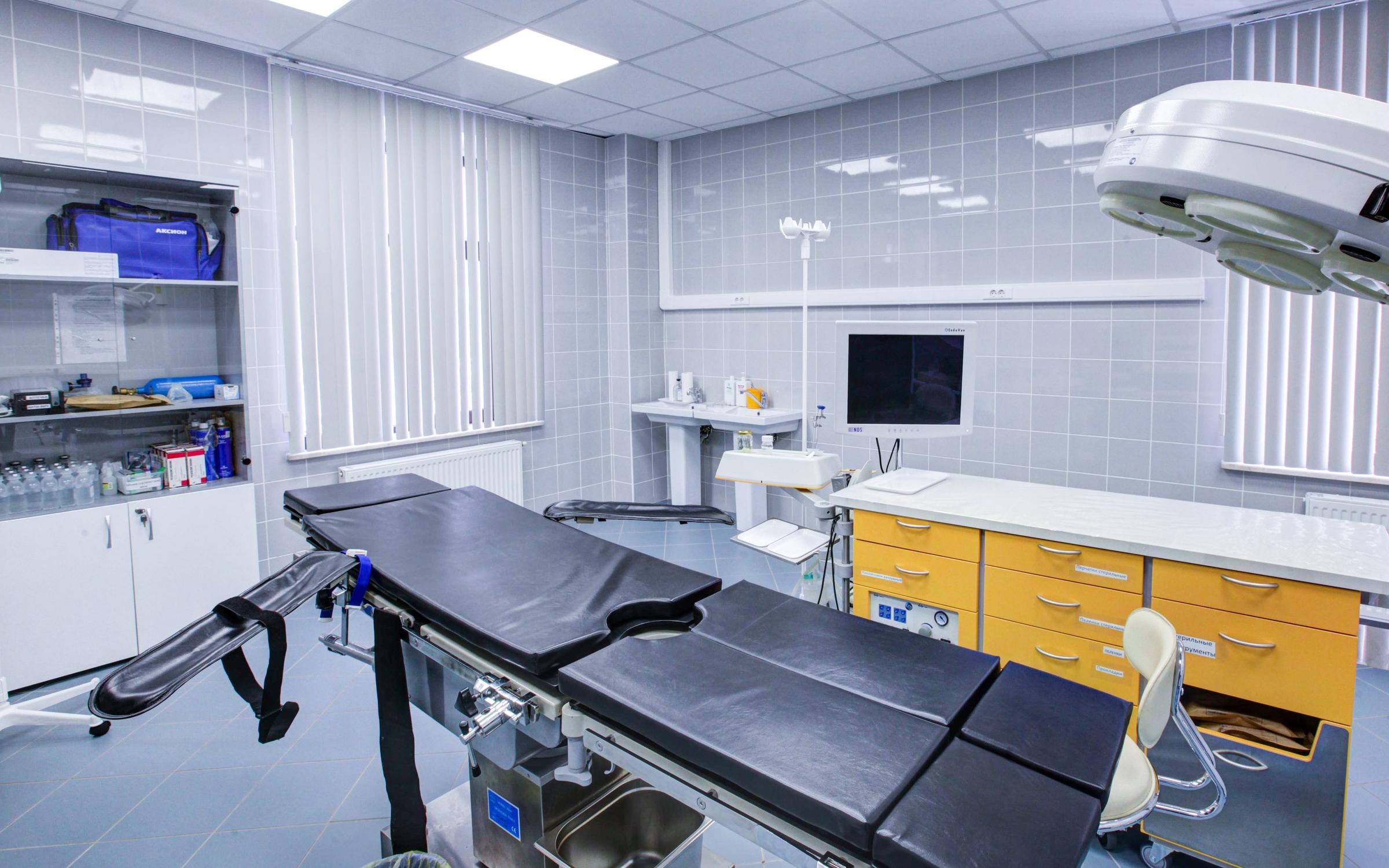 Рейтинг больниц по нейрохирургии
