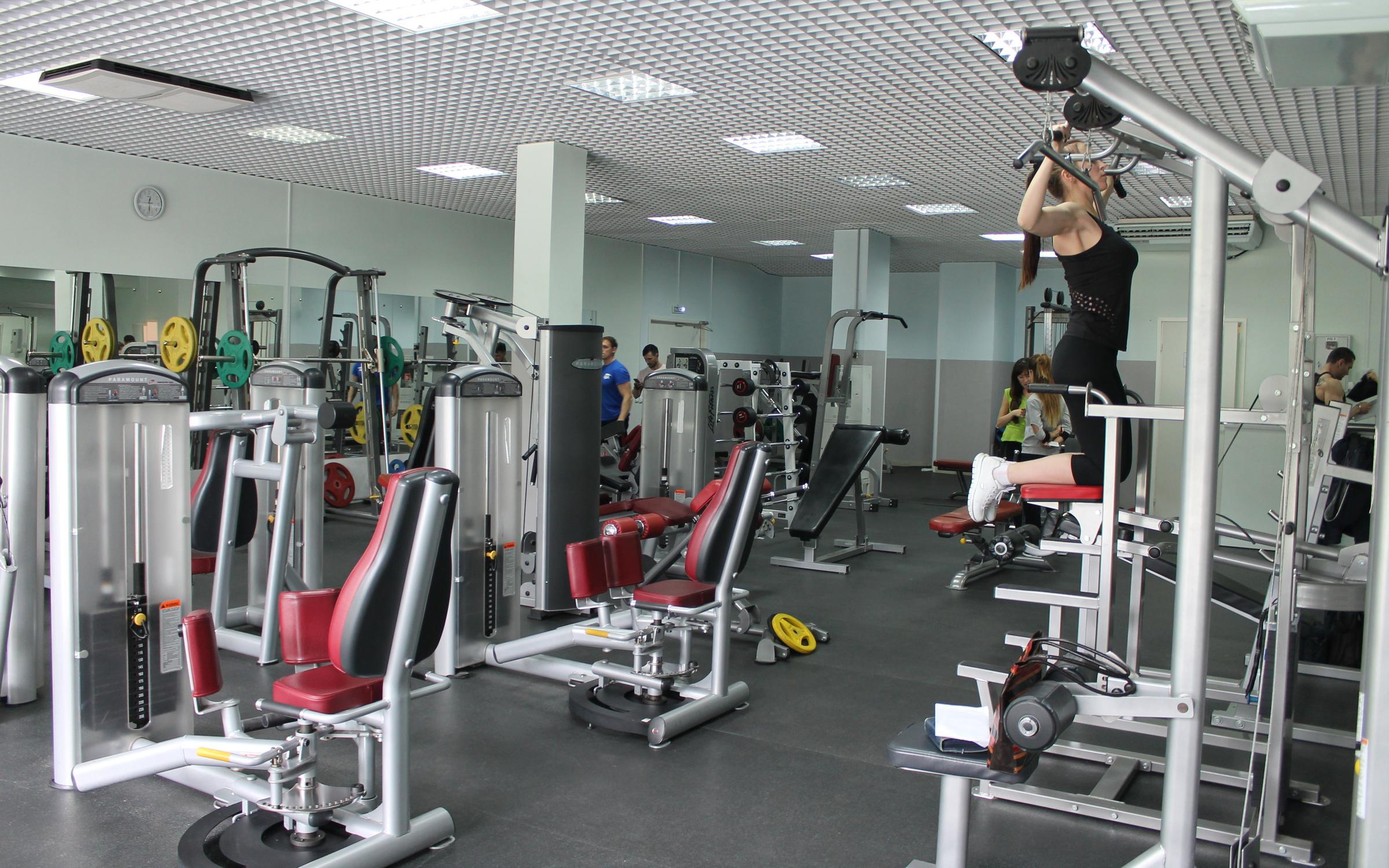 фотография Фитнес-клуба Полярис на улице Мира