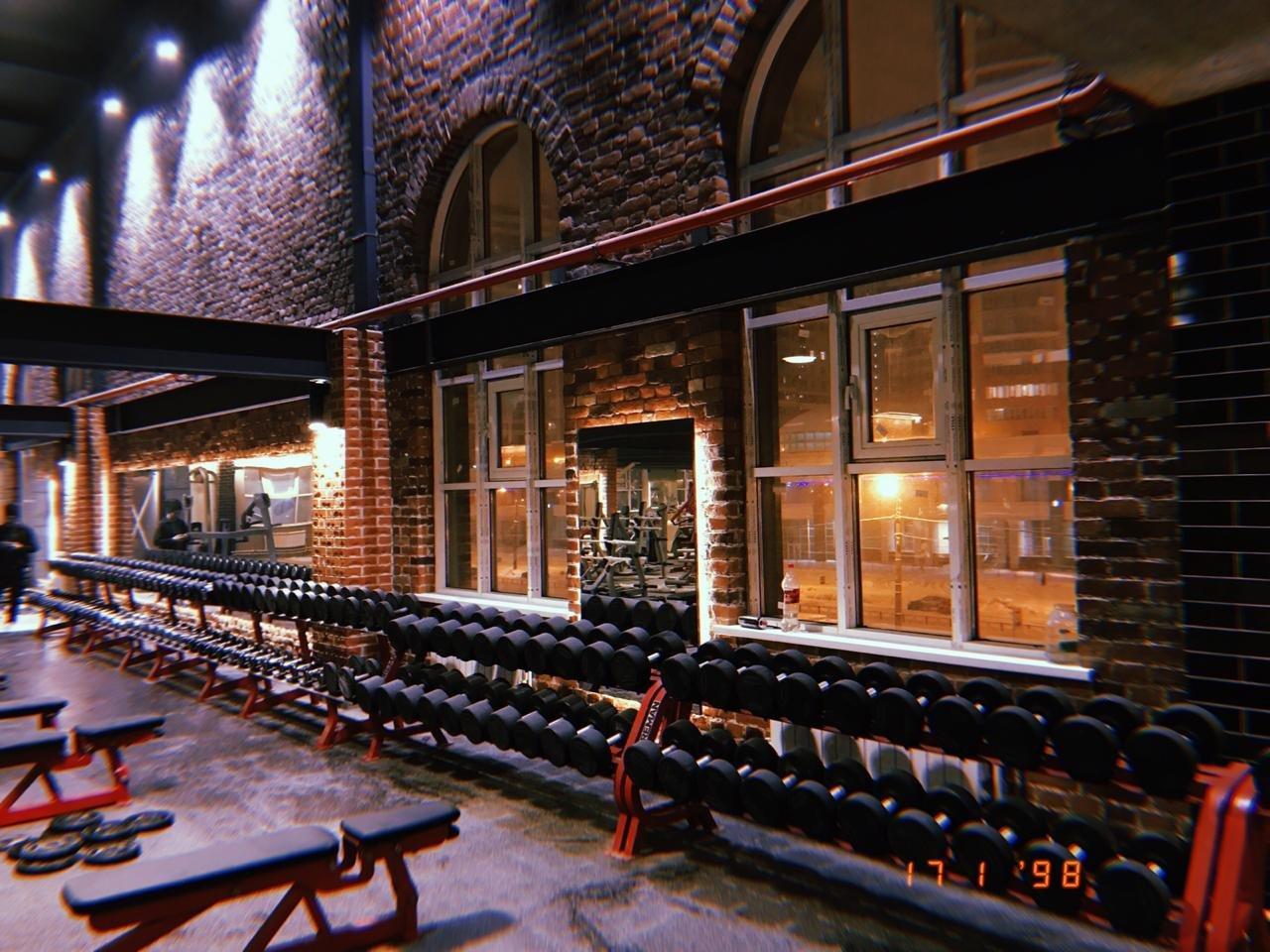 фотография Фитнес-клуба V7 fitness на метро Проспект Просвещения