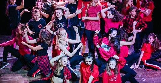 фотография Школы танцев Topstar в Отрадном