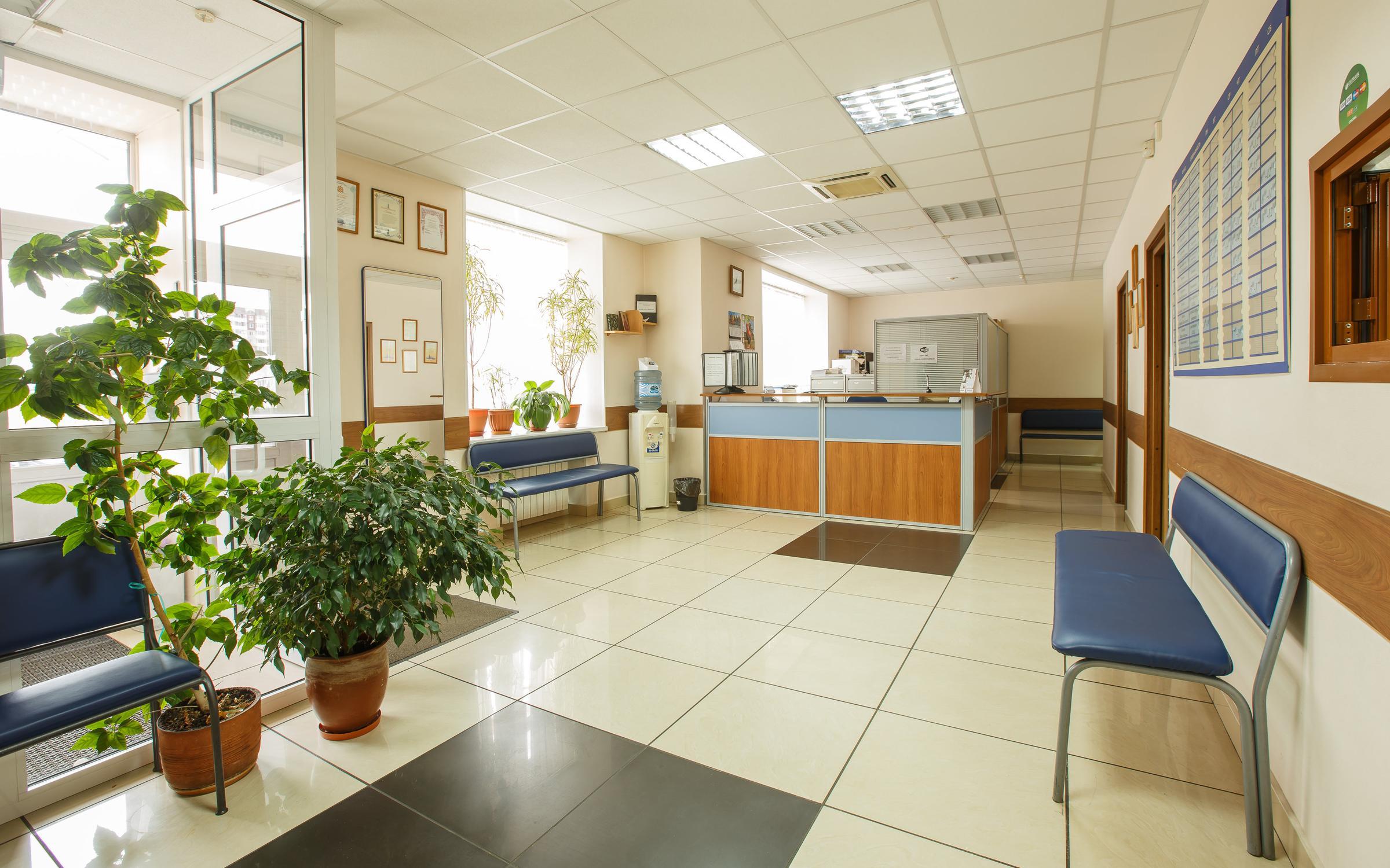 фотография Центр эндохирургических технологий на улице Авиаторов