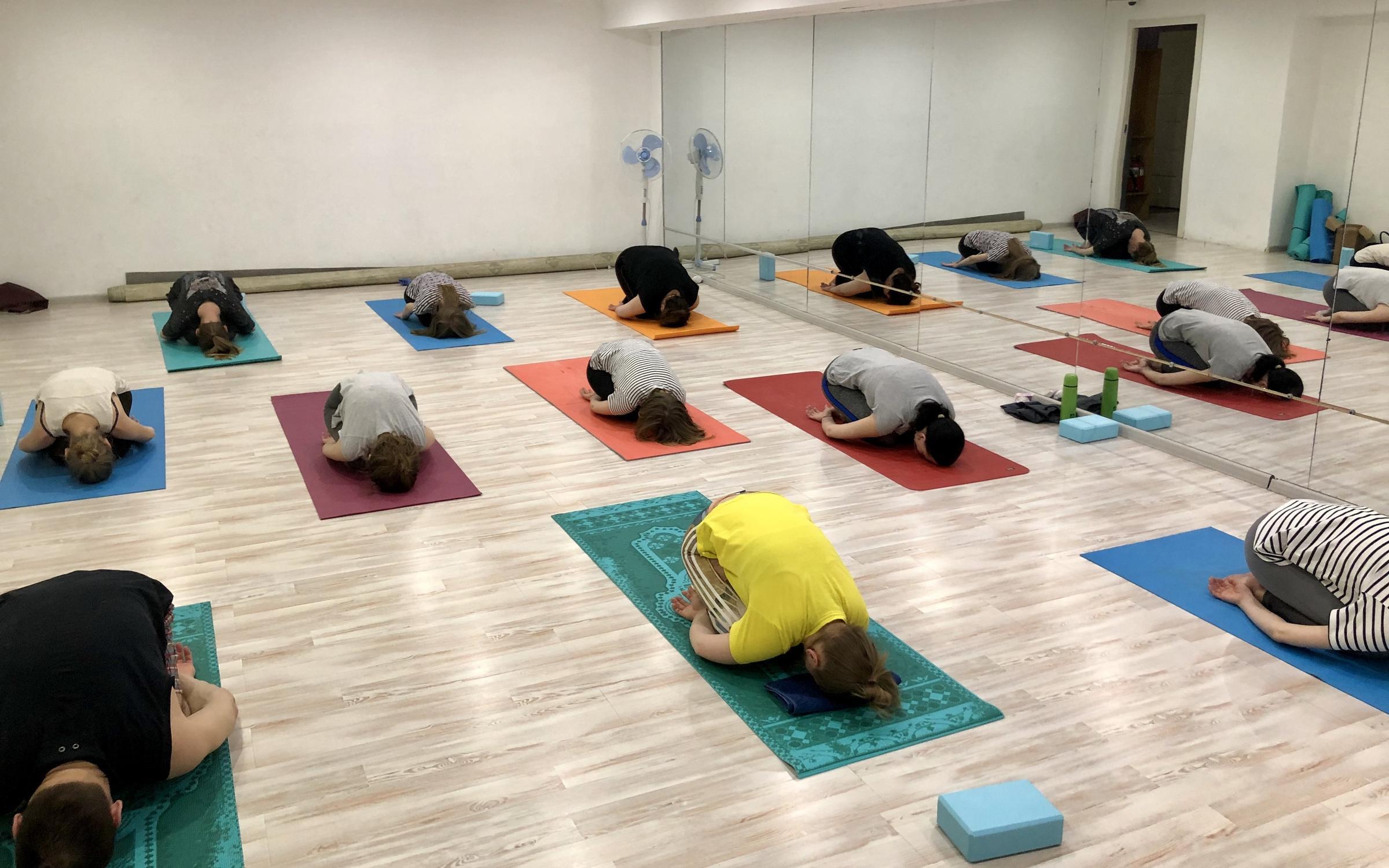 фотография Студии йоги Happy Yoga на улице Лизы Чайкиной, 6
