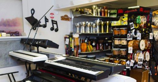 фотография Музыкального магазина Динатон на метро Таганская