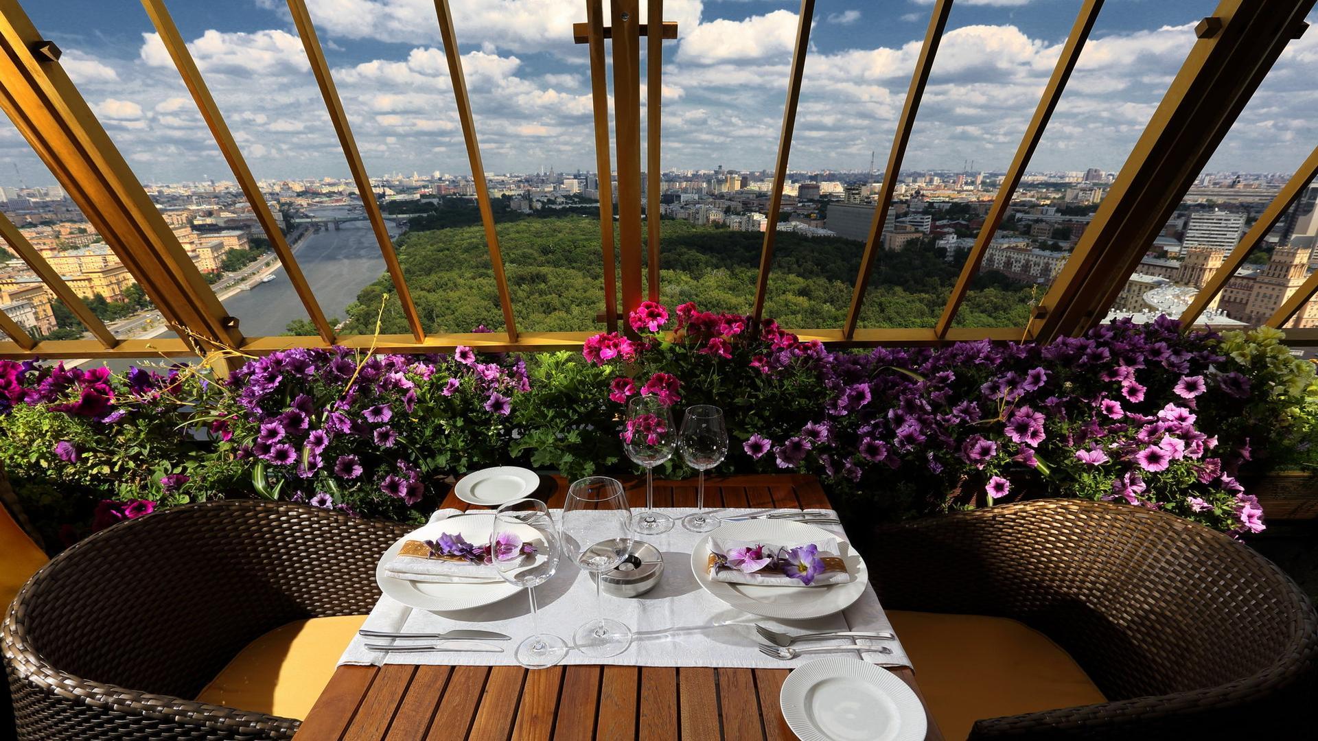 Секс рестораны москвы 5 фотография