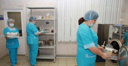 фотография Поликлиники Клинический медико-хирургический центр на улице Булатова