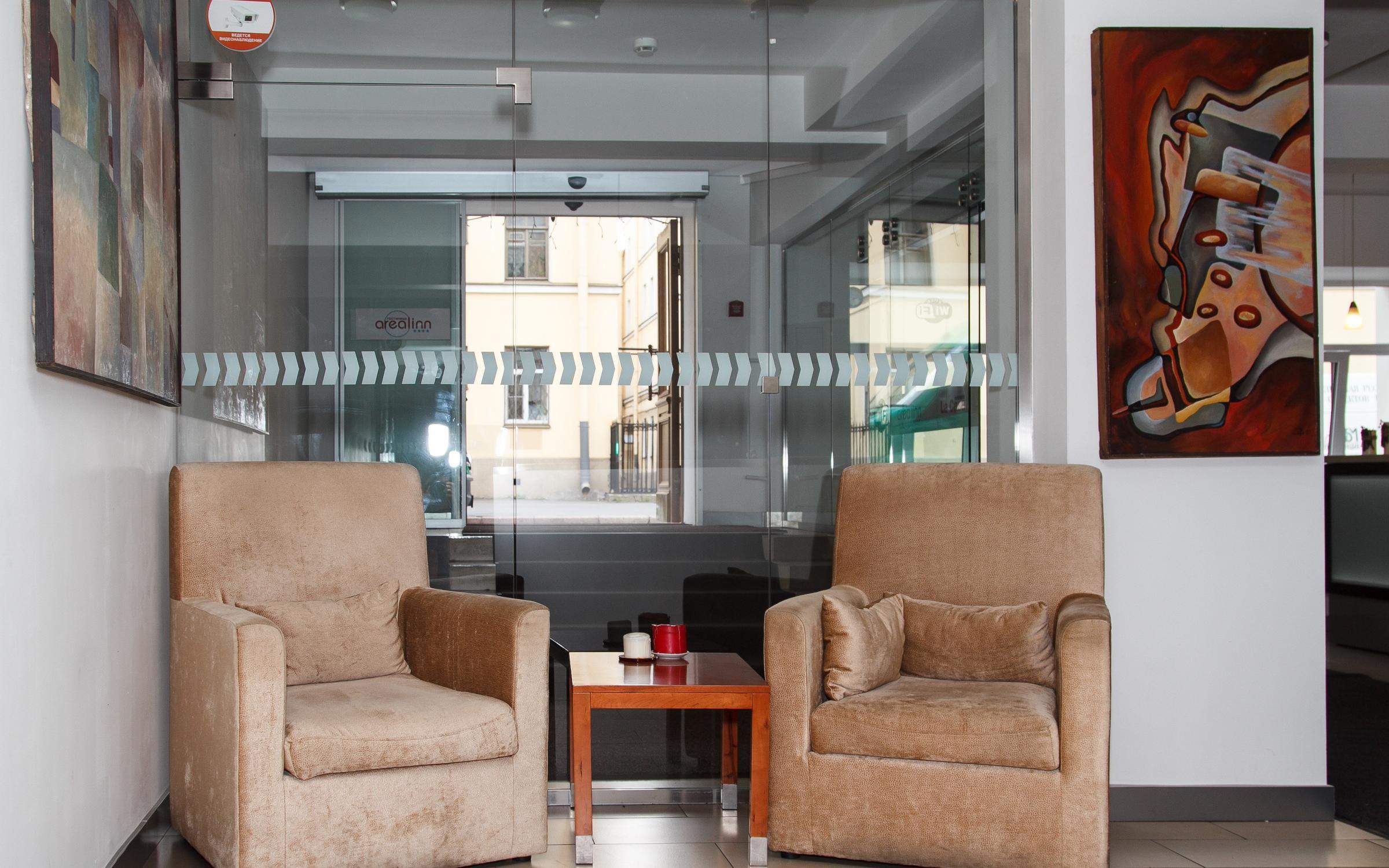 фотография Отеля Arealinn на Курляндской улице, 35